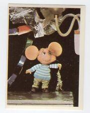 figurina TOPO GIGIO ALBI PER LA GIOVENTU' 1975 EDIZIONI PEREGO IMPERIA numero 61