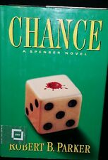 Hardcover- CHANCE and 3 others by Robert B Parker Nice Library of his work
