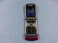 Original Motorola RAZR V3 Pink.Ohne Simlock! TOP! OVP! Imei gleich! Limited Edt.