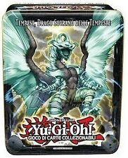 YU-GI-OH! Tin Wave 2 2013 Tempest, Drago Sovrano delle Tempeste NUOVA Italiano
