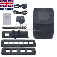 5MP Negative Film Slide Scanner USB Digital Color Monochrome Photo Copier UK