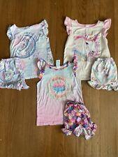 Children's Place Pajama Set Lot Size Small 5/6