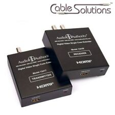 Audio Authority HXE-11 HDMI over One Coax Distribution System / Extender