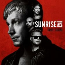 SUNRISE AVENUE - UNHOLY GROUND (DELUXE EDITION)  2 CD  ROCK & POP  NEU