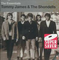 TOMMY JAMES & THE SHONDELLS (ROCK) - THE ESSENTIALS NEW CD