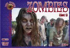 Alliance 72023 - 1:72 Zombies (Set 1) - Neu