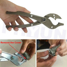 Stainless Car Door Lock Cover Pliers Trunk Lock Bezel Remover Installation Clamp