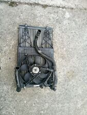 Audi A3 8L VW Wasserkühler Motorkühler Kühler Lüfter 1J0121253H