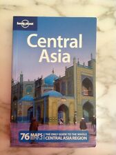 Lonely Planet Central Asia edition 2010