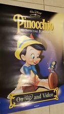 Walt Disney's Pinocchio Poster