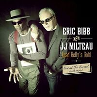 Eric Bibb and Jean-Jacques Milteau - Lead Belly's Gold [CD]