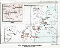 1924 RADIO STATION MAP Nashville Tullahoma TN Louisville KY Cincinnati Dayton OH