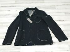 MENS SWISS CHRISS LINED WOOL Jacket Size M (52) MADE IN ITALY