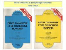 Précis d'Anatomie et de Physiologie Humaines INFIRMIERE PARAMEDICALE M. Lacombe