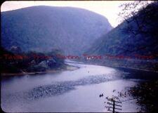 1947 Color Delaware Water Gap SLIDE j92