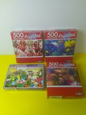 Cra-Z-Art Puzzle-Bug - Jigsaw Puzzles Mixed Lot Of 4 Puzzles