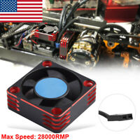RC Car Accessory 28000RPM Heat Dissipation Cooling Fan for 540 Engine Motor US