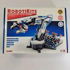 ROBOTIKITS Model OWI632 Hydraulic Arm Edge Top Toy Winner Award NEW SEALED