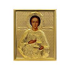 Icone religieuse Saint Panteleimon, Icone chrétienne russe Saint Panteleimon