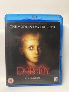 DOROTHY rare UK Optimum BLU-RAY Region B Irish supernatural arthouse horror
