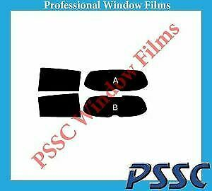 PSSC Pre Cut Rear Car Auto Window Films - Chevy Sonic 2011-Current Kit