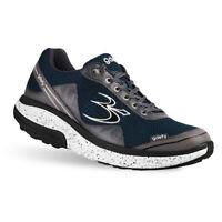 Gravity Defyer Mighty Walk Blue-Gray Men's Walking Shoe - NEW - Size US 9.5 M