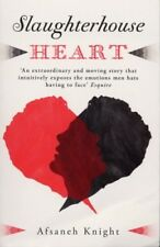 New, Slaughterhouse Heart, Knight, Afsaneh, Book