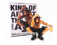 One Piece King Of Artist The PORTGAS D ACE Toy Figure Doll New in Box