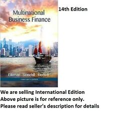 Multinational Business Finance by David Eiteman, A. Stonehill