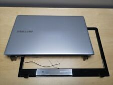 Genuine Samsung 370R NP370R5E LED LCD Screen TOP Cover + Hinges & Surround BEZEL