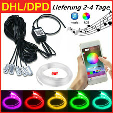 LED RGB Ambientebeleuchtung Auto Innenbeleuchtung Fußraumbeleuchtung App Control