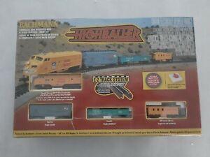 Bachmann Highballer Union Pacific N Scale Train Set #24002
