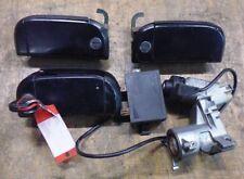 VW-T4-Schloßsatz Türgriff rechts-links-Flügeltür,Zündschloss + WFS + Steuergerät