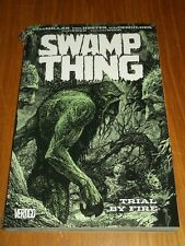 Swamp Thing Trial by Fire Vol 3 by Mark Millar (Paperback, 2016)< 9781401263379