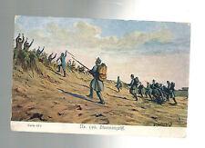 Mint WW 1 Austria Army Soldiers Taking Prisoners on Battlefield Picture Postcard