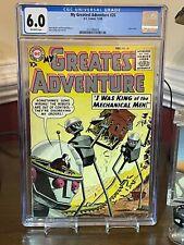DC Comics My Greatest Adventure #26, 1958 CGC 6.0