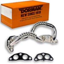 Dorman Lower Oil Cooler Hose Assembly for Toyota Highlander 2008-2016 3.5L ib