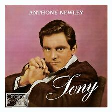 ANTHONY NEWLEY - TONY  CD NEU