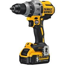 """DeWalt DCD791 20V MAX XR Brushless Compact Drill Kit 1/2"""" Charger & One(1) 5.0ah"""