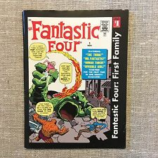 Fantastic Four Marvel Comics Dollar General Store Exclusive 2005 Mini Comic