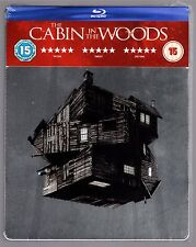 THE CABIN IN THE WOODS BLU-RAY STEELBOOK NEU & OVP HMV EXCLUSIVE SOLD OUT