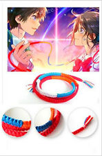 Movie Makoto Shinkai Kimi no na wa Your Name Cosplay Bracelet Chaîne Nouveau