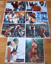 ITALIENISCHE AFFÄRE (8 Kinofotos '88) - NICOLA WARREN / TINTO BRASS