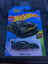 Hot Wheels Porsche 911 GT3 RS HW Exotics New  2020 Die-cast