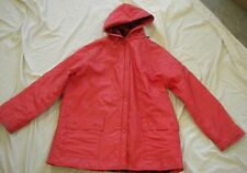 Women's Rainbow Ridge All Weather Hooded Coat Jacket  - Size M