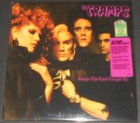 THE CRAMPS songs the lord taught us USA LP 2016 new sealed PINK VINYL #1277/1500