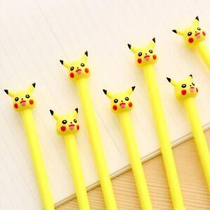 Cartoon Pokemon Pikachu Pen Stationery Party Loot Bag Supplier Novelty Gift