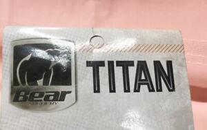 Bundle of 2 Bear titan  Archery Titan Bows and Strings