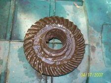1989 YAMAHA MOTO 4 350 2WD REAR DIFFERENTIAL RING GEAR