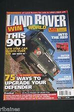 Land Rover World May 2004, Series 2A Fire Truck/Marines 110/Touring Alaska